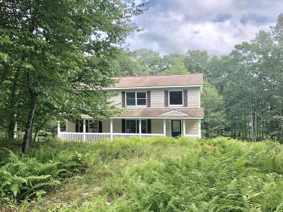 Milford Single Family Home For Sale: 200 Overlook Dr