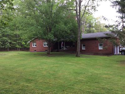 Pike County Single Family Home For Sale: 139 Fire Tower Rd