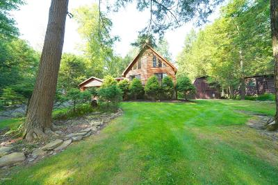 Lake Ariel Single Family Home For Sale: 29 Lacawac Rd