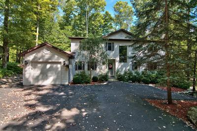Lake Ariel Single Family Home For Sale: 92 Splitrail Ln