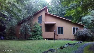 Lake Ariel PA Single Family Home For Sale: $129,900