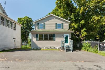 Matamoras Single Family Home For Sale: 404 2nd St