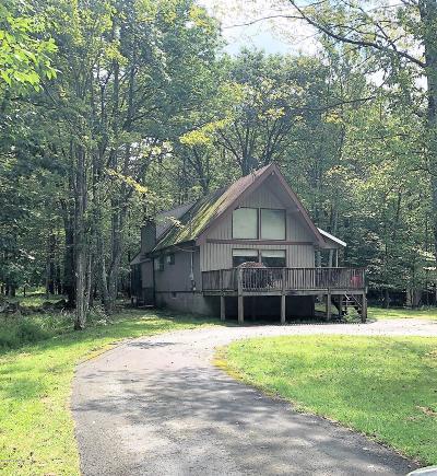 Lake Ariel PA Single Family Home For Sale: $79,000