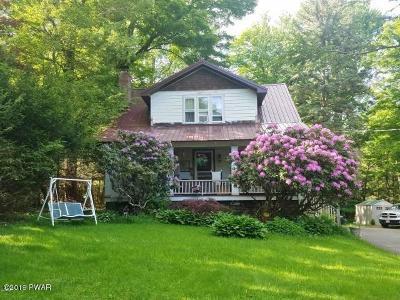 Newfoundland PA Single Family Home For Sale: $162,000