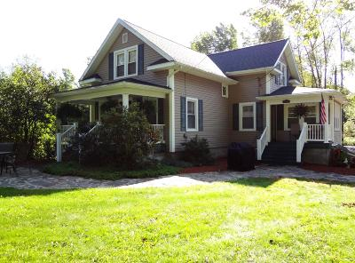 Greentown Single Family Home For Sale: 1306 Route 507