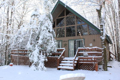 Lake Ariel PA Single Family Home For Sale: $120,000