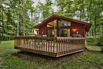 Lake Ariel PA Single Family Home For Sale: $72,000