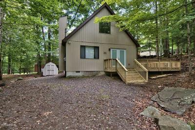 Lake Ariel PA Single Family Home For Sale: $149,000