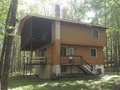 Homes under $100,000 around Lake Wallenpaupack PA