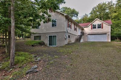 Lake Ariel Single Family Home For Sale: 4337 Wedge Rd
