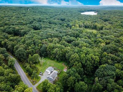 Hawley Single Family Home For Sale: 517 Bone Ridge Rd