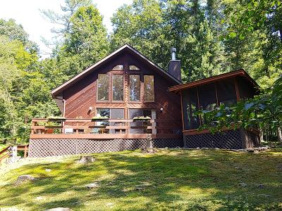 Canadensis Single Family Home For Sale: 2159 Beartown Rd