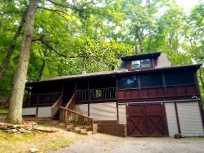 Tafton PA Single Family Home For Sale: $132,999