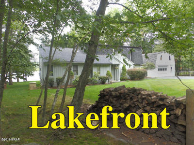 Milford Single Family Home For Sale: 219 E Lake Dr