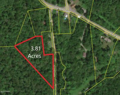 Honesdale Residential Lots & Land For Sale: Shieldsboro Rd