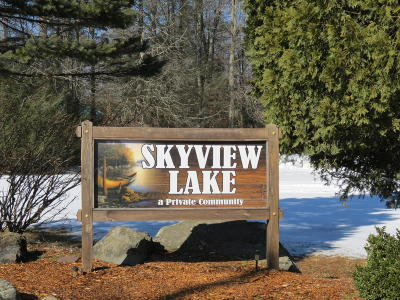 Skyview Lake Residential Lots & Land For Sale: 3909/10 Buck