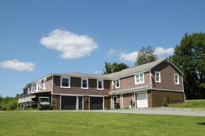Equinunk Multi Family Home For Sale: 295 Stalker Rd