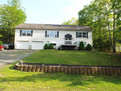 Milford Single Family Home For Sale: 126 Shawnee Dr