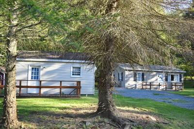 Single Family Home For Sale: 118 Riverside Dr