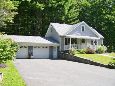Wayne County Single Family Home For Sale: 955 Callicoon Rd