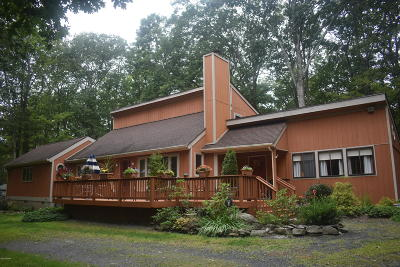 Hemlock Farms Single Family Home For Sale: 132 Burning Tree Drive