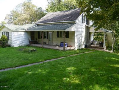 Honesdale Single Family Home For Sale: 1782 Roosevelt Hwy