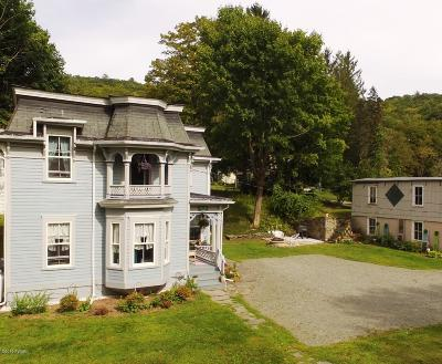 Equinunk Single Family Home For Sale: 70 Grocery Hill Rd