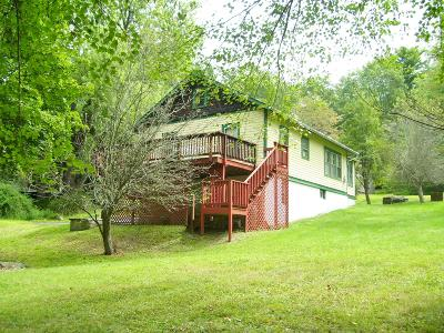 Paupack Single Family Home For Sale: 100 Edelweiss Ct