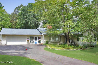 Wayne County Single Family Home For Sale: 837 Purdytown Tpke