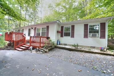 Hawley Single Family Home For Sale: 28 Chelsea Ln
