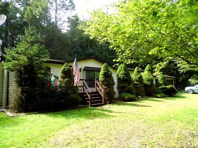Greentown Single Family Home For Sale: 140 Sandspring Dr