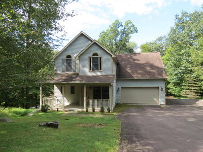 Tanglwood Lake Single Family Home For Sale: 101 Rosewood Dr