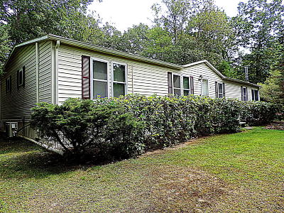 Tafton PA Single Family Home For Sale: $90,000