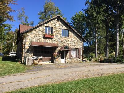 Greentown Single Family Home For Sale: 136 Brink Hill Rd