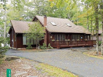 Wallenpaupack Lake Estates Single Family Home For Sale: 1035 Calypso Dr