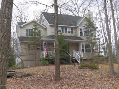 Conashaugh Lakes Single Family Home For Sale: 219 Flatbrook Way