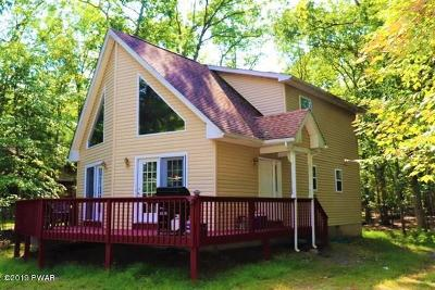 Pike County, Wayne County Single Family Home For Sale: 110 Bowsprit Ln