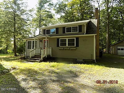 Pike County, Wayne County Single Family Home For Sale: 102 Metzger Trl