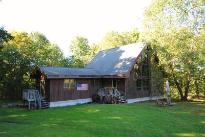Single Family Home For Sale: 967 Campsite Rd