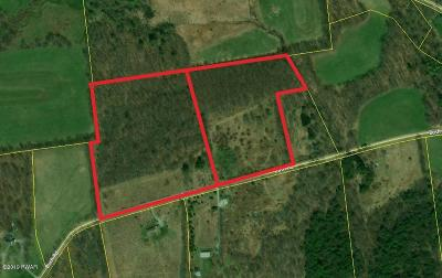 Wayne County Residential Lots & Land For Sale: Bush Rd
