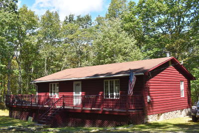 Pike County Single Family Home For Sale: 168 Mountain Top Rd