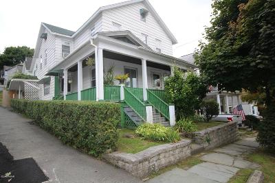 Carbondale Single Family Home For Sale: 8th Ave