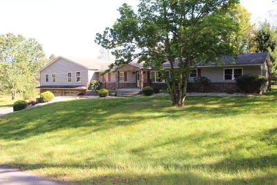 Greentown Single Family Home For Sale: 382 Sawmill Rd