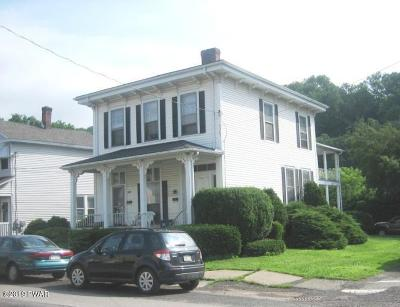 Honesdale Multi Family Home For Sale: 301 8th St
