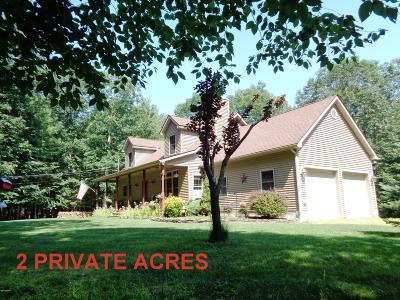 Pike County Single Family Home For Sale: 104 Partridge Ln