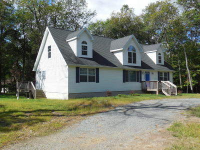 Tafton PA Single Family Home For Sale: $189,900