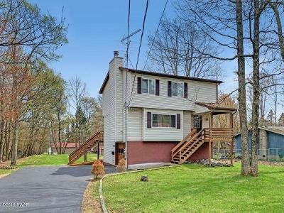 Dingmans Ferry PA Single Family Home For Sale: $155,000
