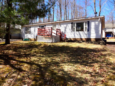 Lake Ariel PA Single Family Home For Sale: $79,000