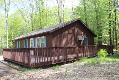 Lake Ariel Single Family Home For Sale: 150 Underwood