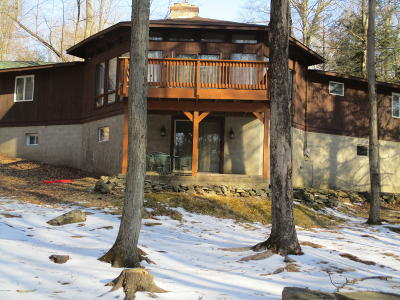 Lake Ariel Single Family Home For Sale: 1013 Evergreen Dr